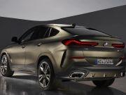 Каким будет новое поколение BMW X6