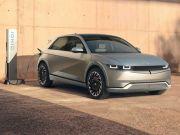 Электрокар Hyundai IONIQ 5 получил сверхбыструю зарядку и солнечные панели