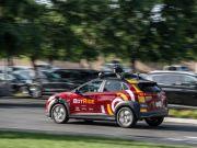 Китайский стартап запускает роботакси без водителей