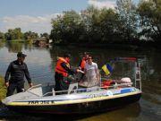 Водна патрульна поліція розпочала роботу в Київській області (відео)