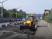 Кличко розповів, коли завершать ремонт Русанівського моста