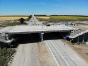 """В """"Укравтодоре"""" показали фото нового бетонного шоссе"""