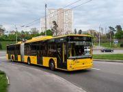 """Киев получил два из 55 троллейбусов """"Богдан"""""""