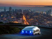 Mercedes в Китае разрабатывает самоуправляемое авто