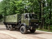 Нацгвардия получит новенькие автомобили МАЗ