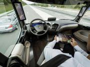 Mercedes-Benz начнёт испытания беспилотных грузовиков в ближайшее время