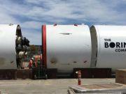 Компания Илона Маска проложила первый тоннель для Hyperloop