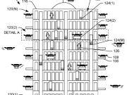 Amazon запатентовал воздушные склады с фасовкой и доставкой дронами