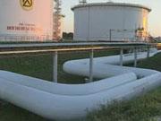 Україна тимчасово заборонила експорт нафти і газу на 2012 рік