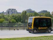 Німецька компанія представила концепцію роботизованої доставки