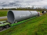 Во Франции построят тестовую площадку Hyperloop