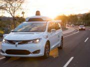 В США тестируют сервис самоуправляемых такси