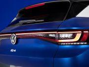 Volkswagen представил электрокар с запасом хода 402 км (фото)