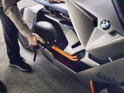 BMW представила концепт електроскутера (фото)