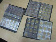 Росіянин намагався вивезти з України понад 230 старовинних монет