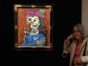 Портрет любовницы Пикассо ушел с молотка за 45 миллионов долларов