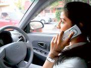 В МВД предложили значительно увеличить штрафы за разговор по мобильному за рулем