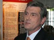Ющенко взяв участь у відкритті Одеського НПЗ після реконструкції
