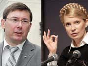 """Кримінальної справи проти Тимошенко щодо """"газових контрактів"""" з РФ бути не може - Луценко"""