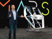 Amazon показала нові гібридні дрони для доставки замовлень (відео)