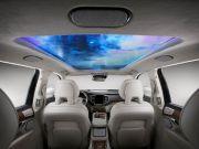 Samsung і Harman представили QLED-дисплей для даху автомобіля (відео)