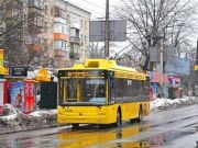 В Киеве запускают «супертроллейбус»