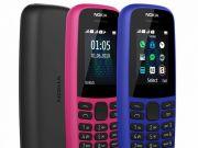 Кнопочный телефон Nokia 105 поступает в продажу (видео)