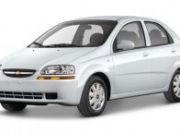 Единым автомобилем для всех служб такси может стать Chevrolet Aveo