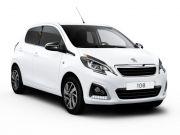 Peugeot обновил компактный хэтчбек Peugeot 108