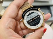 Американский бренд представил гибридные смарт-часы (фото)