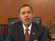 Барак Обама: Безработица остается главной проблемой для американцев