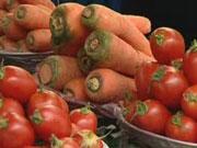 Жара в Украине взвинтила цены на овощи (инфографика)