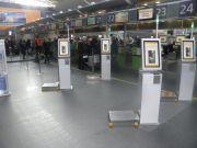 """В аэропорту """"Борисполь"""" установили автоматизированные киоски саморегистрации от МАУ"""