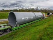 Virgin Hyperloop One побудує центр в іспанському селі