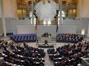 За нарушение регламента немецкие депутаты будут платить штраф 3000 евро