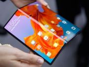 Huawei відклала запуск смартфона з гнучким екраном