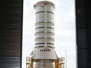 З'явилася інформація про подробиці посадки відпрацьованих ступенів нової ракети Falcon Heavy