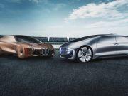 BMW і Daimler планують спільно розробляти платформи для електромобілів