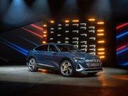 Audi представил новый электрокроссовер (фото)