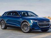 Audi принимает заказы на свой первый электрокроссовер
