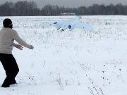 """ВСУ проводят испытания украинского беспилотника """"Лелека-100"""" (видео)"""