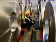 Объем промышленной продукции Донецкой области увеличился на 5,7%