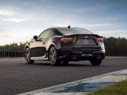Toyota представила нову версію спортивного купе 86