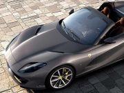 Ferrari представила найпотужніший кабріолет у світі (фото)