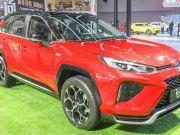 Toyota представить аналог RAV4