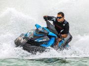 Фрэнк Запата представил реактивный гидроцикл (видео)
