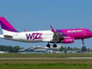 Wizz Air начал летать из Киева в Варшаву