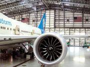 Самый большой в мире авиадвигатель испытают на самолете