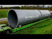 HTT построит в Китае коммерческую линию Hyperloop