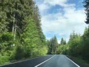 Завершился ремонт трассы в двух горных районах на Прикарпатье — «Укравтодор»